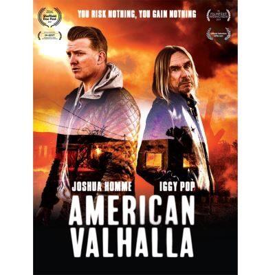 American Valhalla : la collaboration deux légendes du rock