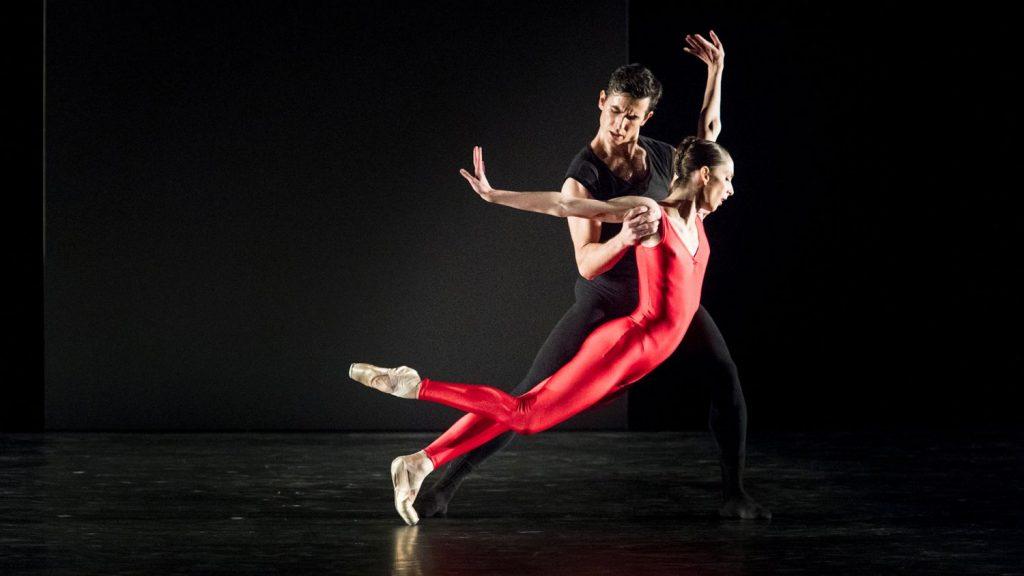 Le ballet de Lyon retrouve le Théâtre de la ville