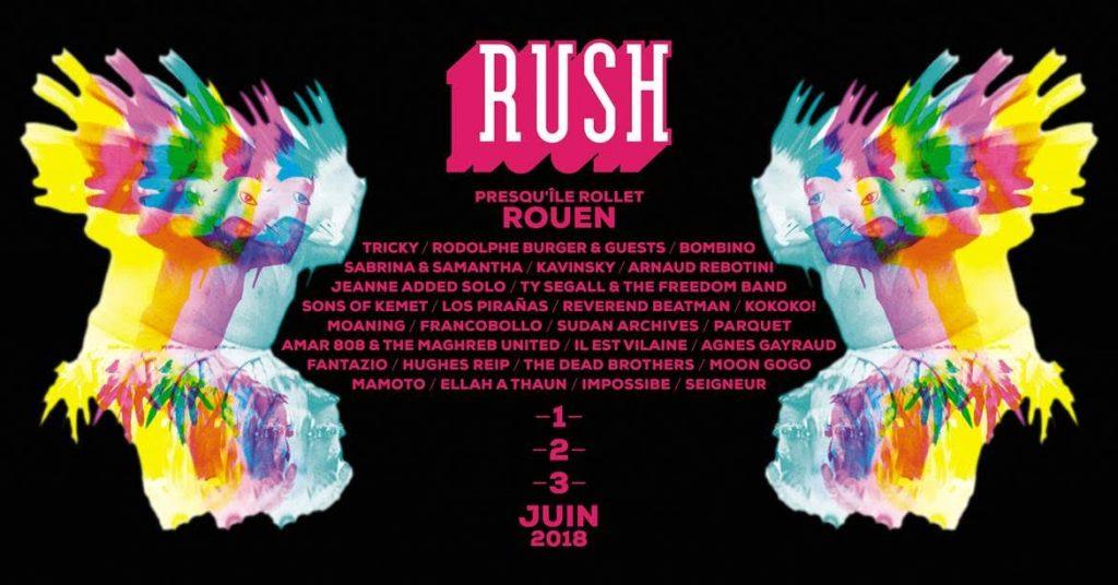 Gagnez vos places pour le Festival Rush