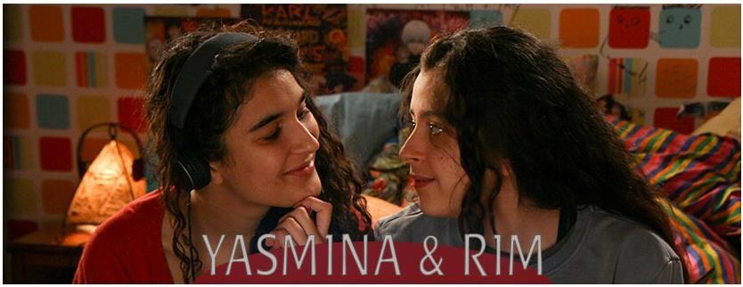 Yasmina et Rim, retrouvez les héroines d'Antoine Desrosières en serie tout l'été
