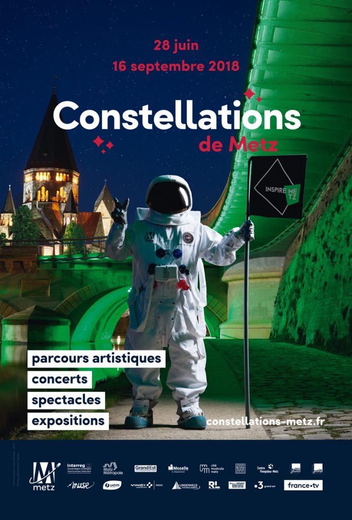 «Constellations de Metz», étoiles numériques