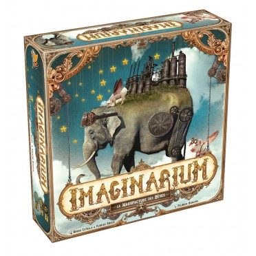 Imaginarium: machine qui rêve [jeu de société]