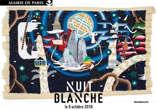 L'édition 2018 de la Nuit Blanche de Paris sous le signe de l'émergence