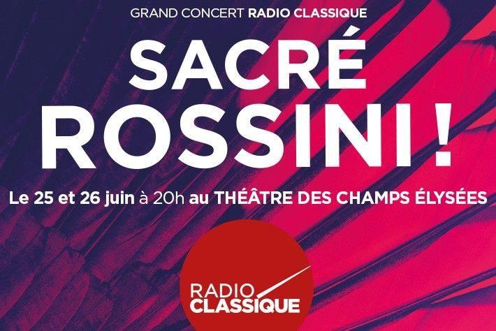 Rossini s'invite au TCE les 25 et 26 juin