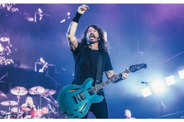 LIVE REPORT : Mass Hysteria et les Foo Fighters enflamment le Download Festival !