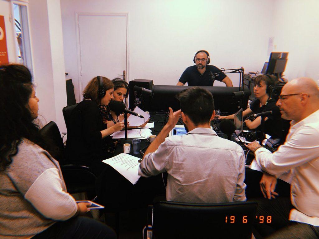 Toute La Culture invite Katerina Andreou sur Radio Neo