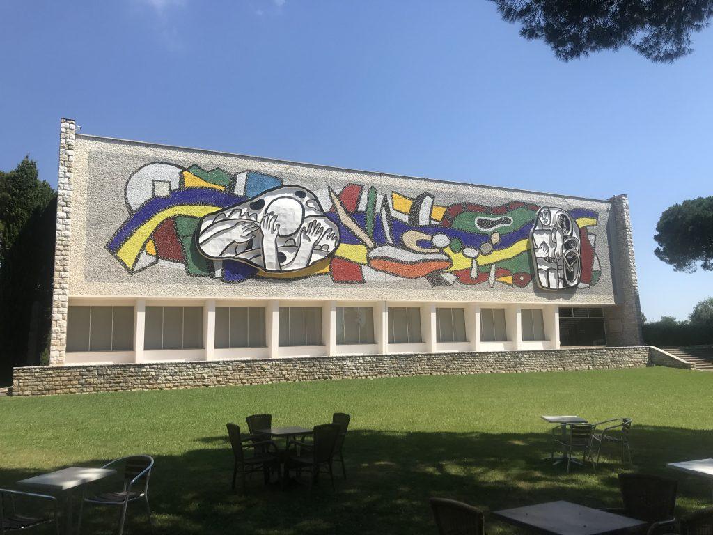 Vis-à-vis : Les grandes amitiés de Fernand Léger en son Musée National de Biot