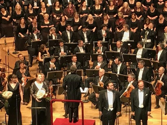 Un Requiem de Verdi parfait à la Philharmonie par la Scala de Milan, et Riccardo Chailly