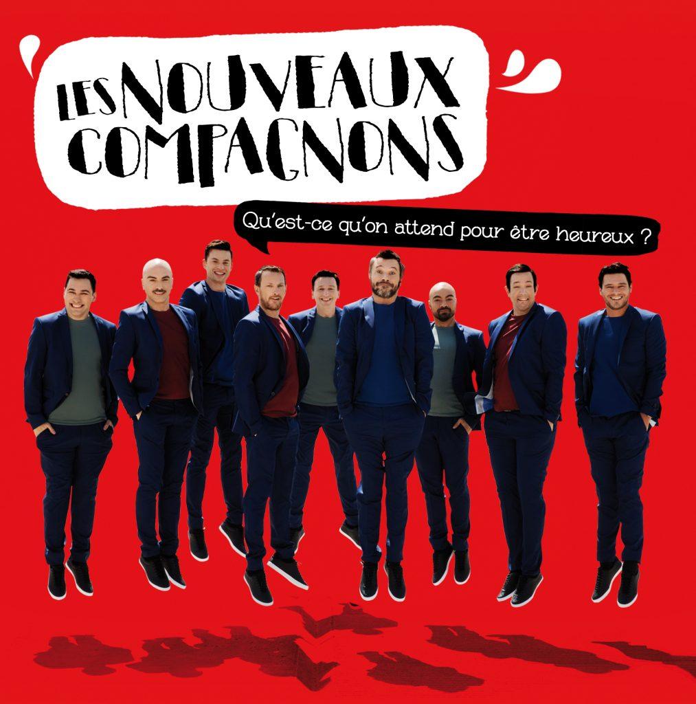 «Les Nouveaux Compagnons», une bande de potes passionnée de chansons françaises à adopter d'urgence !