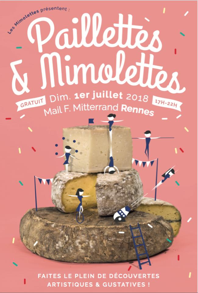 «Paillettes et mimolettes» à Rennes : rencontre avec deux des créatrices du festival