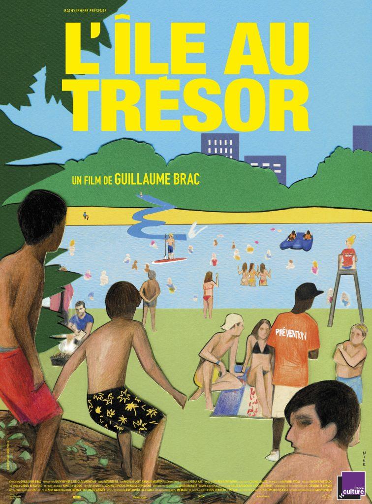 «L'île au trésor», Guillaume Brac explore les petits bonheurs de Cergy-Pontoise