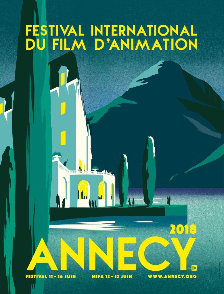 Plus de moyens pour l'animation ? Les annonces de Françoise Nyssen en marge du 42e festival du film d'Animation d'Annecy