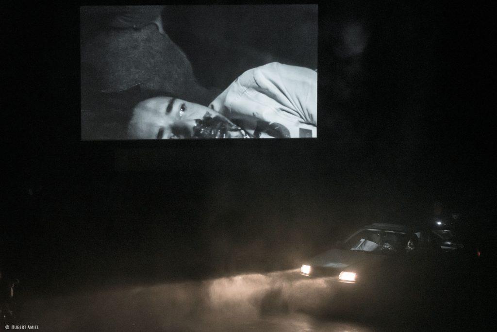 «La reprise / Histoire(s) du théâtre (I)», Milo Rau dépasse la fiction au festival d'Avignon