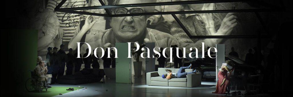 Don Pasquale : jeune femme et vieux monsieur à l'Opéra de Paris