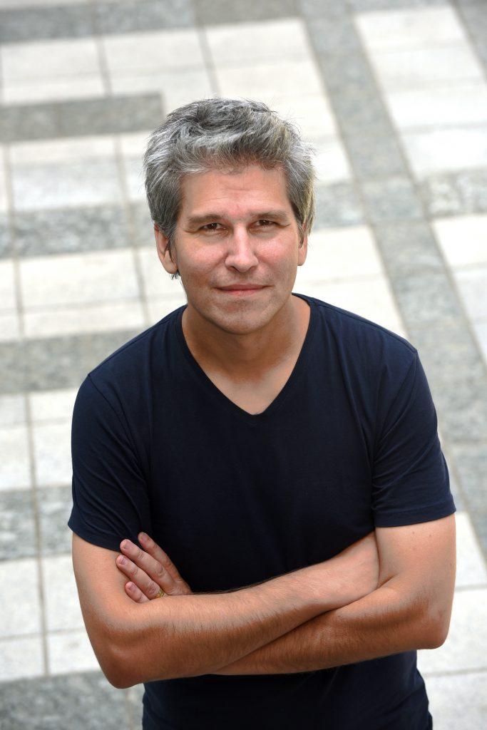 Rencontre avec Lorenzo Malaguerra,  directeur du Théâtre Crochetan
