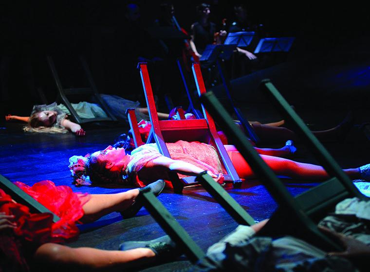 Gagnez 5×2 places pour le spectacle « Requiem pour les artistes » le 30 juin (Théâtre Elizabeth Czerczuk – Paris).