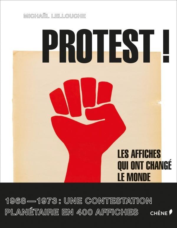 Protest ! le livre qui guide dans l'exposition Get Up, Stand Up au Mima