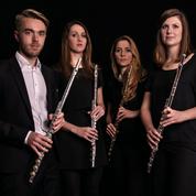 Quatuor Pelleas CFMF 2018 © DR