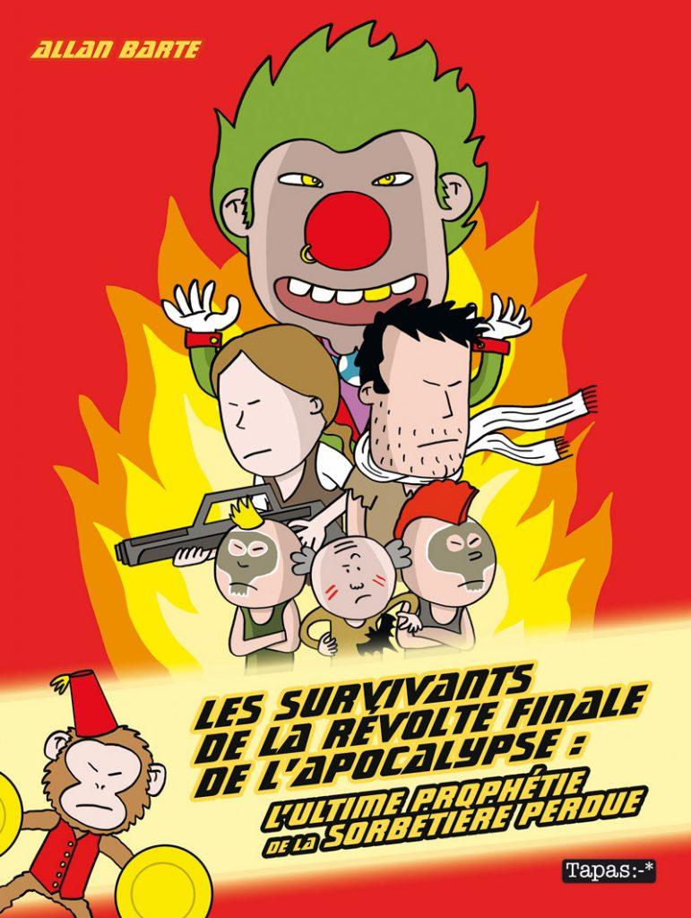 Les survivants de la révolte finale de l'apocalypse, l'action made in Hollywood (ou presque)