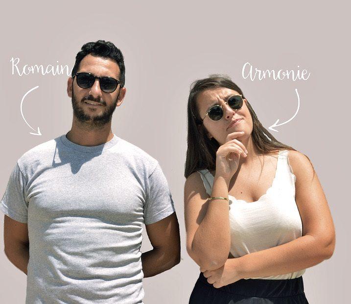 Warm Up : Armonie et Romain accompagnent les musiciens vers les cimes du succès [Interview]