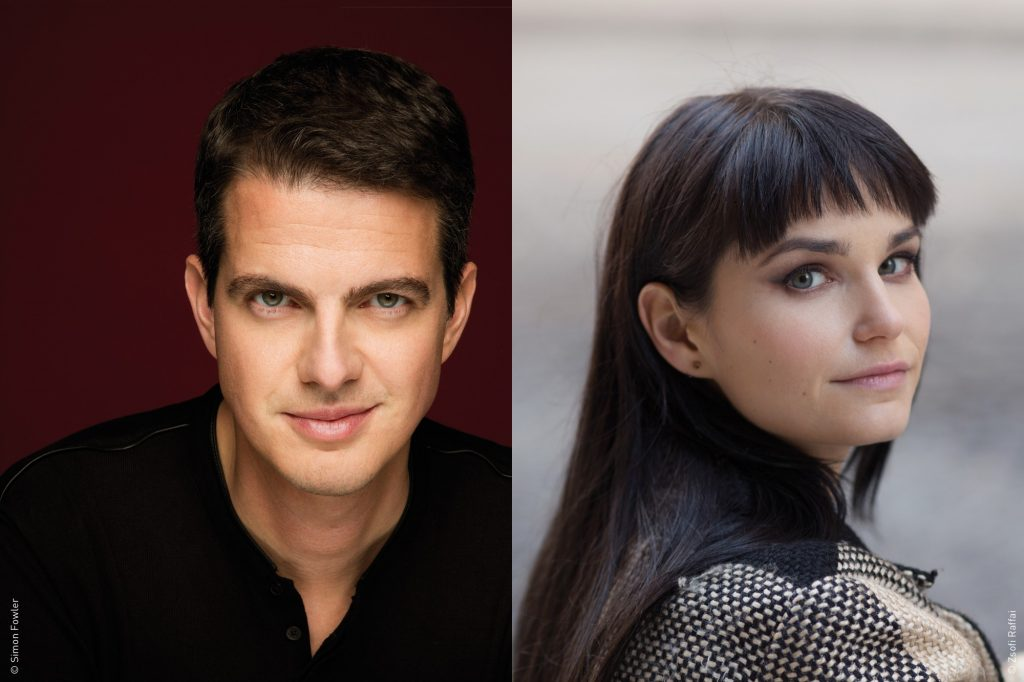 [Livre Report] Philippe Jaroussky et Emöke Barath ouvrent la 69e édition du Festival de Menton