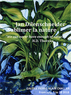 Sublimons la nature avec l'artiste américaine Jan Dilenschneider