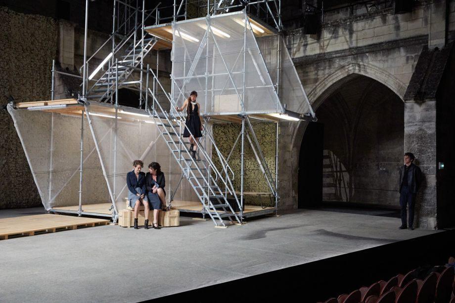 Au Festival d'Avignon, «Iphigénie» sous vents défavorables