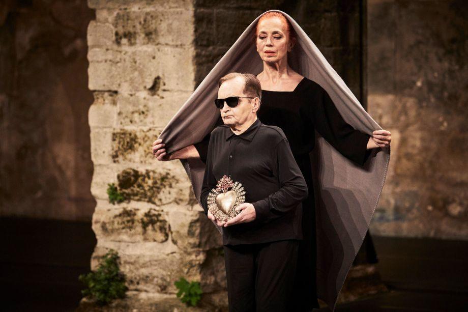 «Canzone per Ornella», la grande bellezza de Raimund Hoghe s'empare du Festival d'Avignon