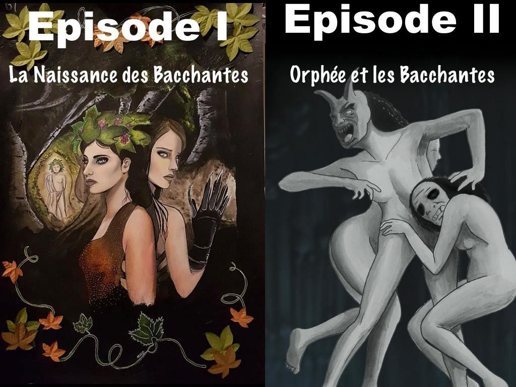 Avignon Off : La mort sera à jamais la compagne des Bacchantes, de leur naissance à leur rencontre avec Orphée