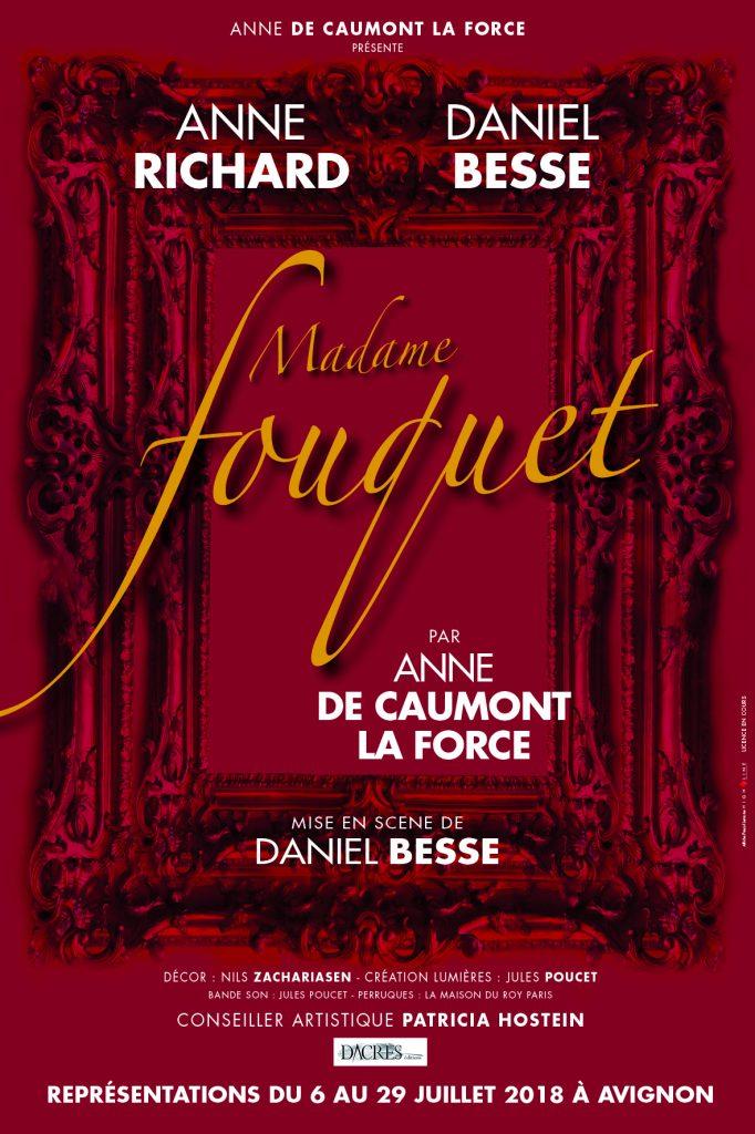 Avignon Off : « Madame Fouquet », qu'il est dur d'être Cassandre…