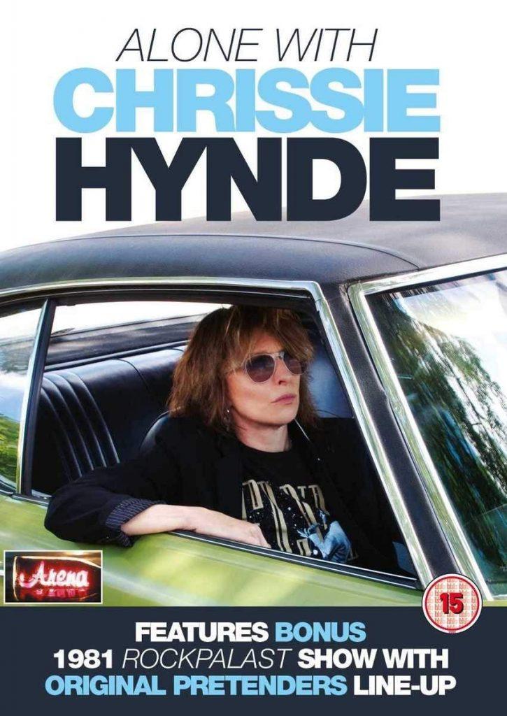 Alone with Chrissie Hynde : en toute intimité avec la chanteuse des Pretenders