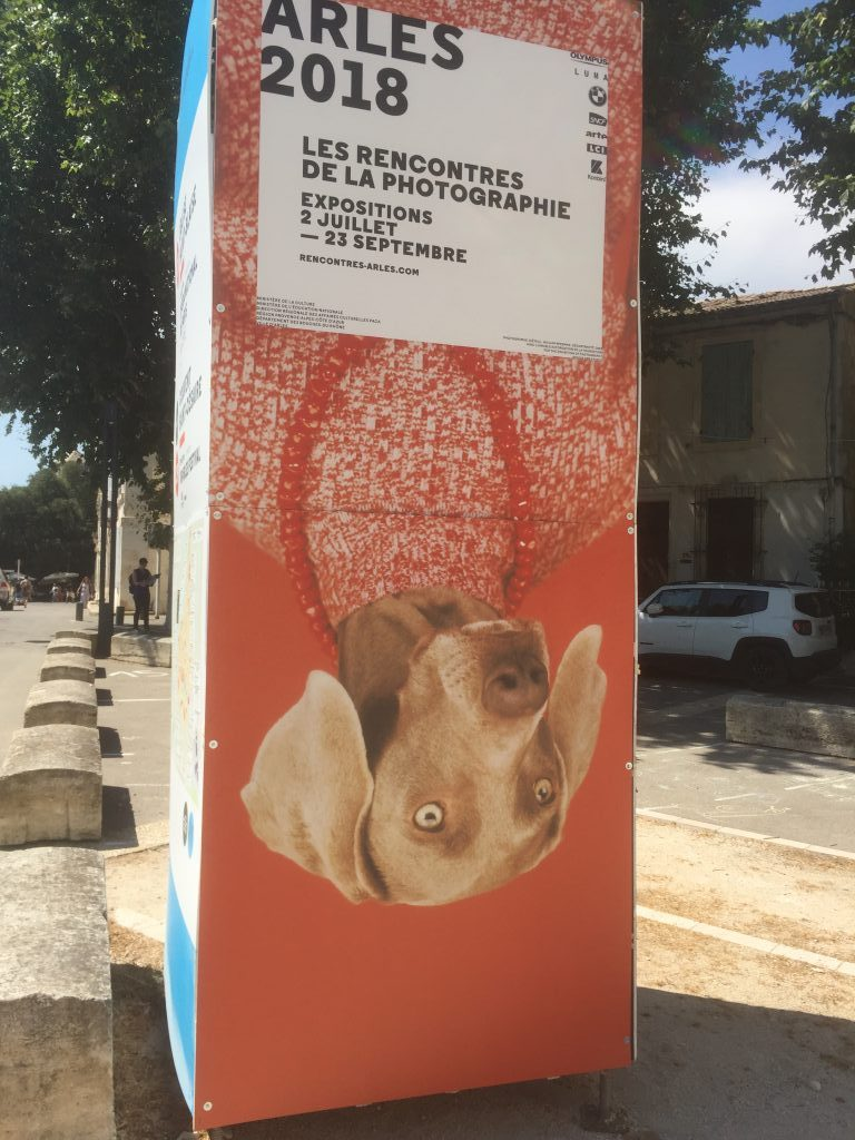Rencontre de la photo arles 2018