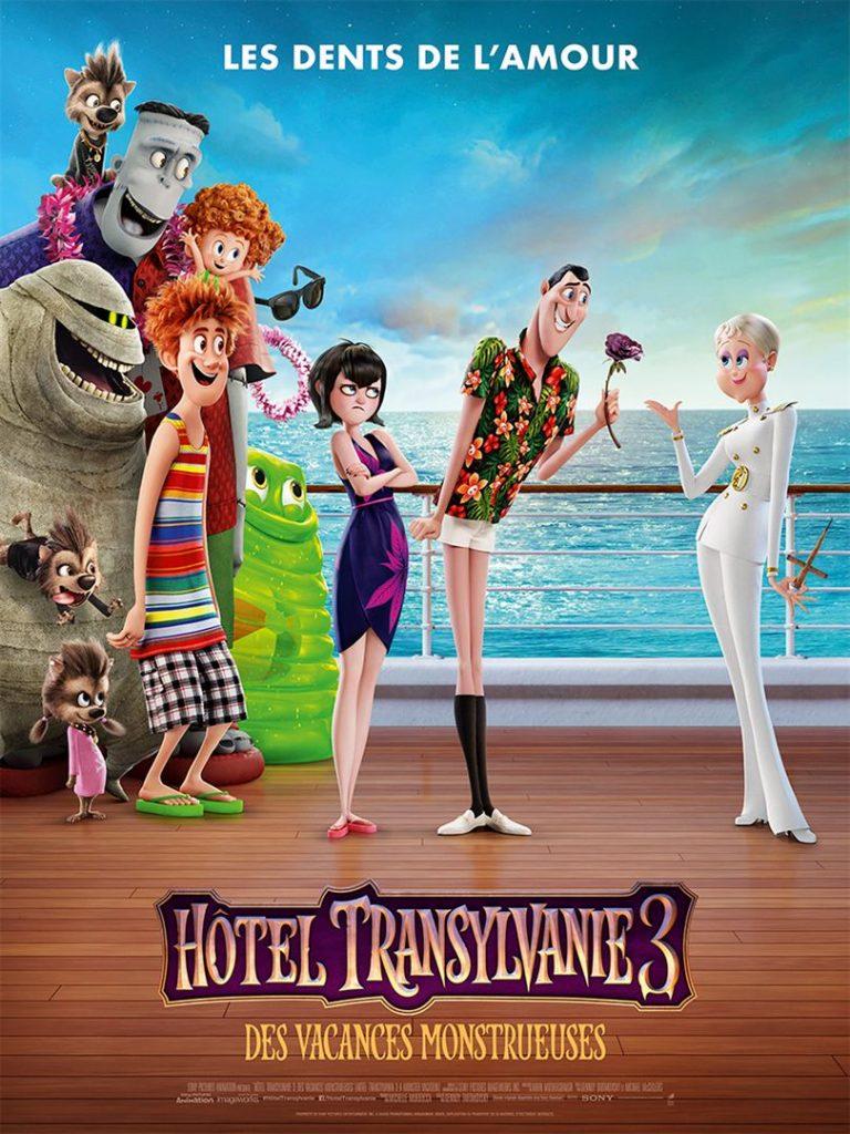 «Hôtel Transylvanie 3 : des vacances monstrueuses» : une suite fort dispensable