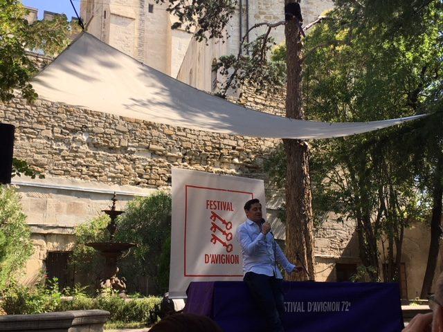 Bilan du 72e Festival d'Avignon : «Avignon est en état d'Utopie pendant 3 semaines»