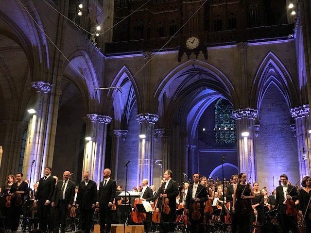 Un clôture à la fois intime et tellurique du Festival de Saint Denis avec le Requiem de Berlioz dirigé par Gergiev