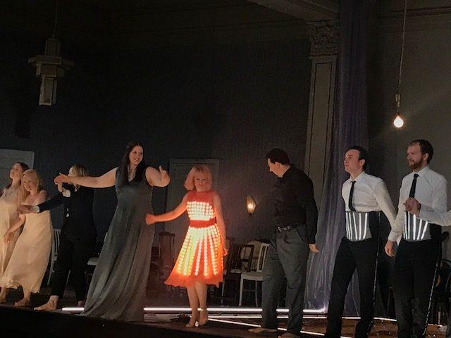 Katie Mitchell embourgeoise l'»Ariane à Naxos» de Strauss au Festival d'Aix-en-Provence