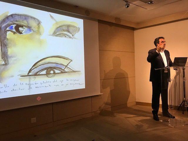 Conférence et hommage suisses pour Santiago Calatrava [Crans Montana]