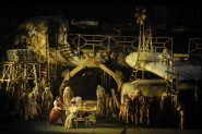 Opera National de Lorraine, L'Italienne a Alger, Direction musicale : Giuseppe Grazioli, Mise en scène : David Hermann. Pre generale. Nancy, FRANCE -19/06/2018