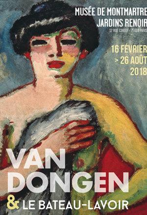 Rencontre avec Saskia Ooms à l'occasion de l'exposition Van Dongen et les artistes du Bateau-Lavoir au musée Montmartre