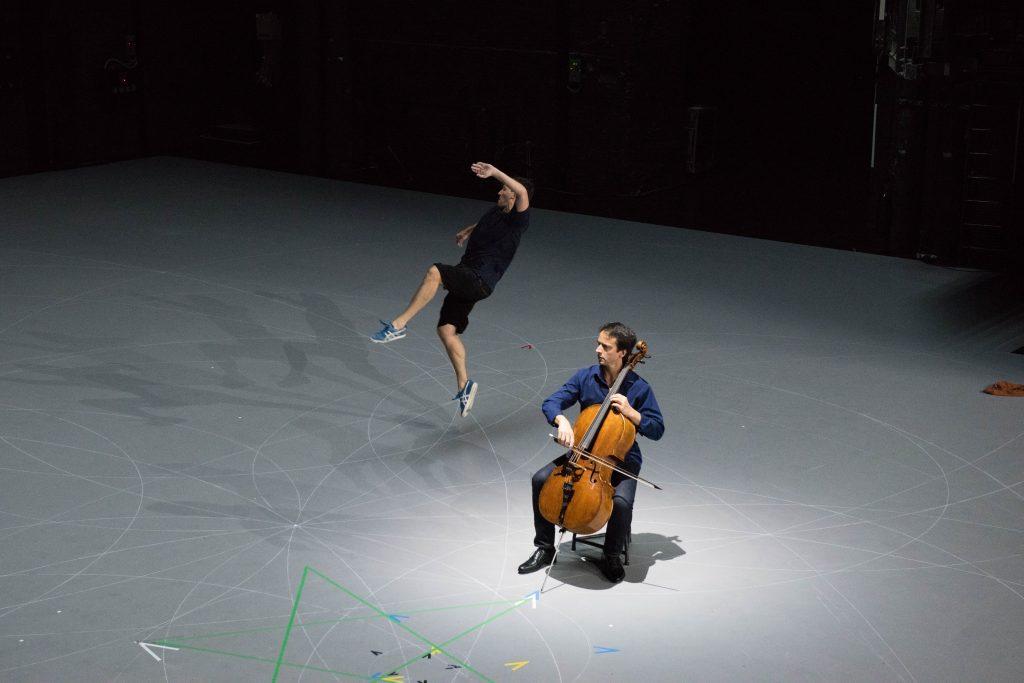 Les lignes de Bach d'Anne Teresa de Keersmaeker à Montpellier Danse