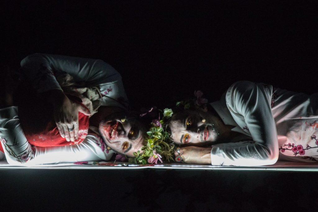 Thomas Jolly illumine «Thyeste» en ouverture du festival d'Avignon 2018