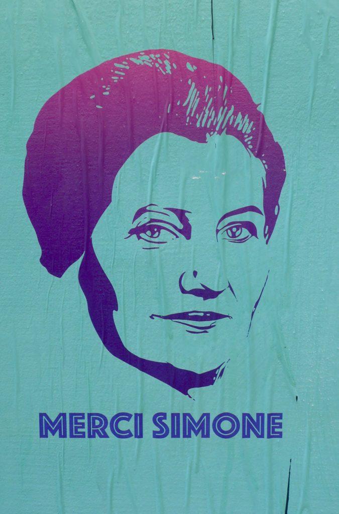 Rendre hommage à Simone Veil après sa Panthéonisation