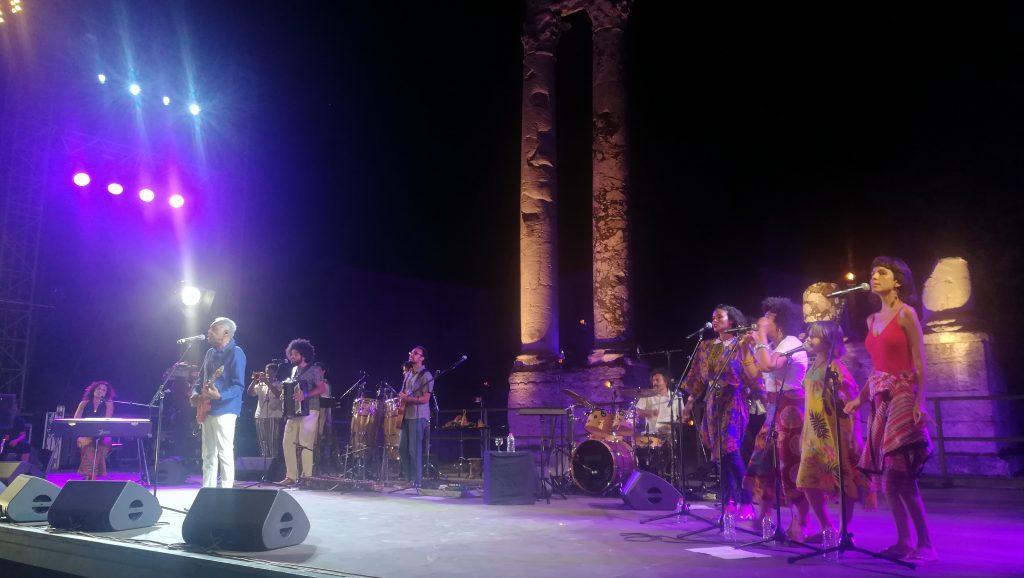 Les Suds à Arles : Gilberto Gil ouvre en beauté métisse