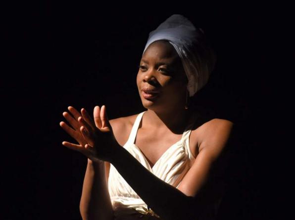 « Portrait de Ludmilla en Nina Simone » : une magnifique évocation de la diva engagée