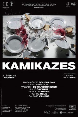 Avignon Off : «Kamikazes» de Stéphane Guérin au Buffon