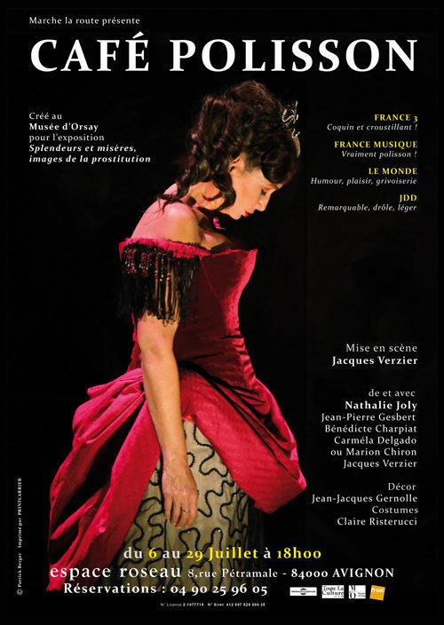 Avignon Off : rendez-vous au « Café polisson » pour un moment coquin