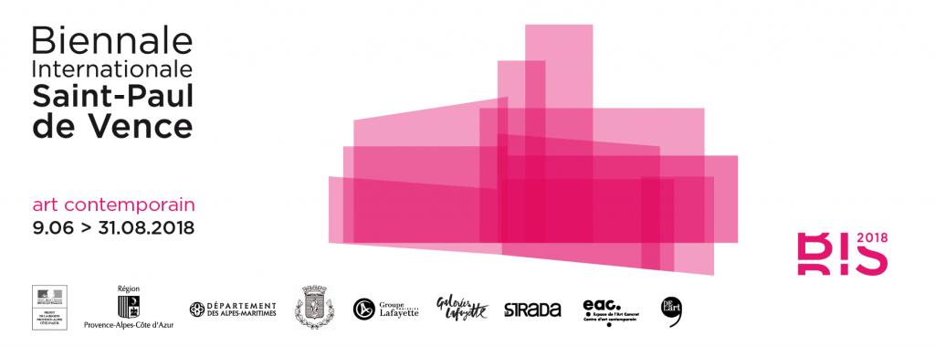 Bis 2018 : Saint Paul de Vence a sa biennale