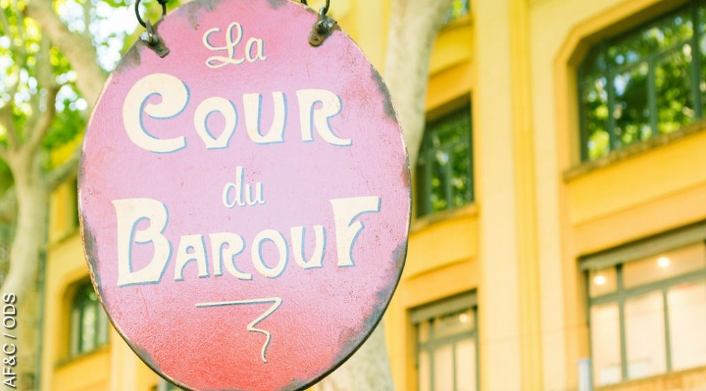 Cour du Barouf