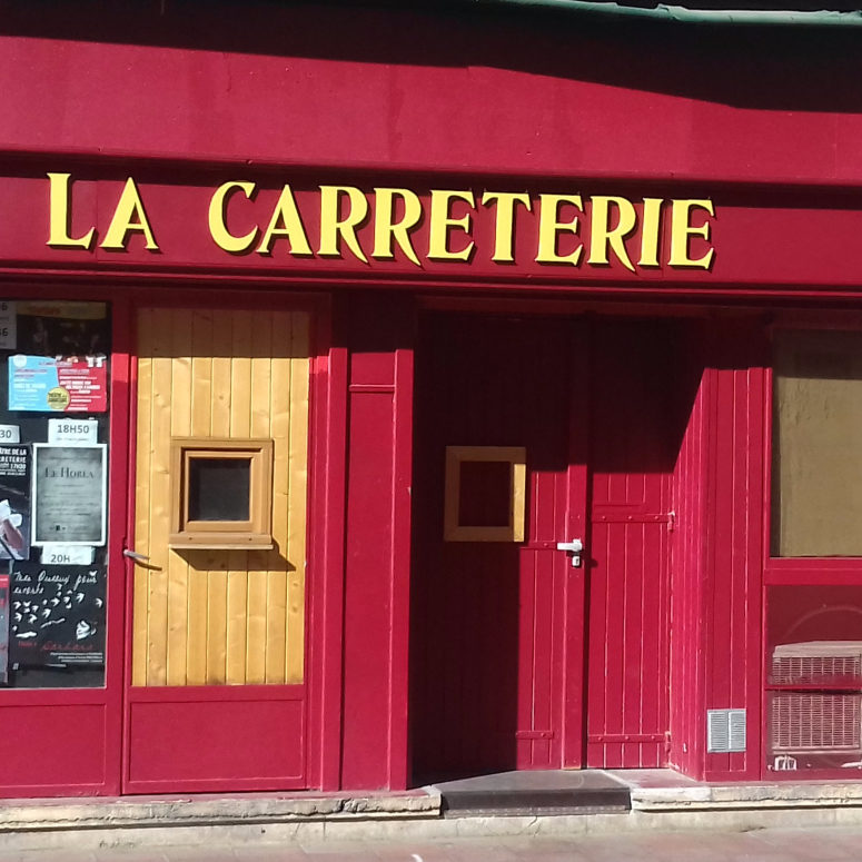 Théâtre de la Carreterie
