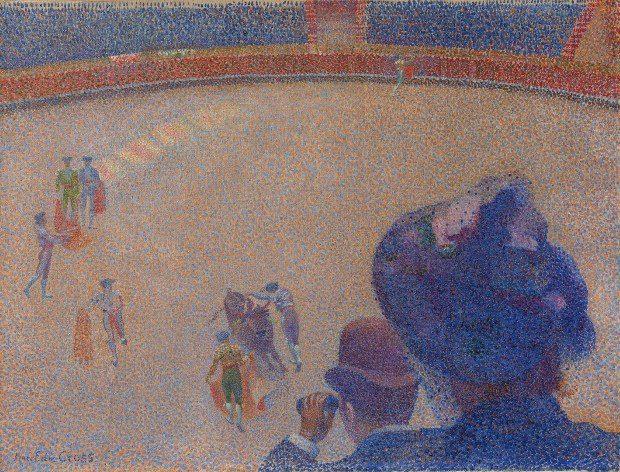 Marina Ferretti nous parle de «Henri-Edmond Cross» au musée des impressionnistes Giverny